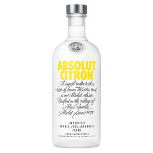 Absolut Citron, 70cl