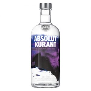 Absolut Kurant, 70cl
