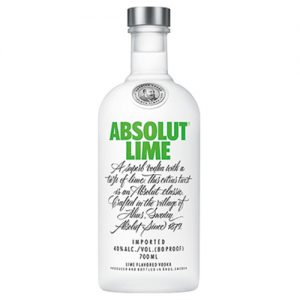 Absolut Lime, 70cl
