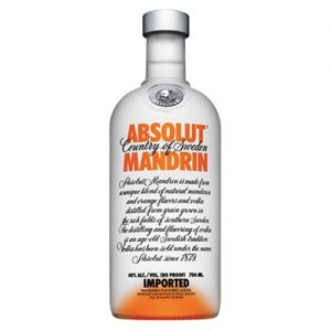 Absolut Mandarin, 70cl