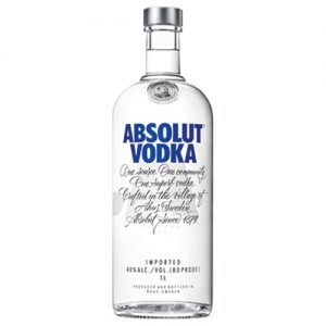Absolut Original, 1lt