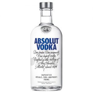 Absolut Original, 70cl