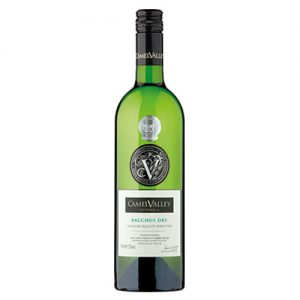 Camel Valley Bacchus Dry, England 2015, 75cl