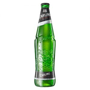 Carling Lager, 300ml x 24