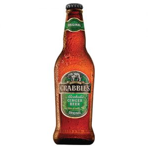 Crabbies Alcoholic Ginger Beer, 500ml x 12