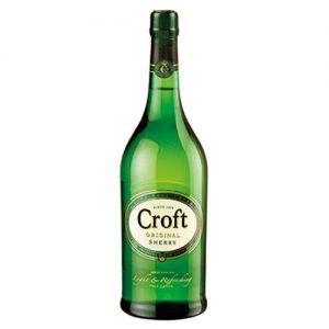 Croft Original Pale Cream Sherry, 75cl