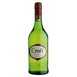 Croft Particular Pale Amontillado Sherry, 75cl