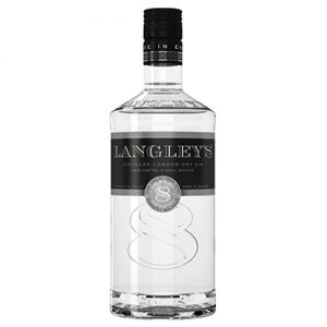 Langley's No.8 Gin, 70cl