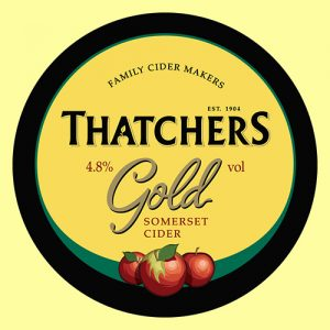 Thatchers Gold, Keg 50 lt x 1